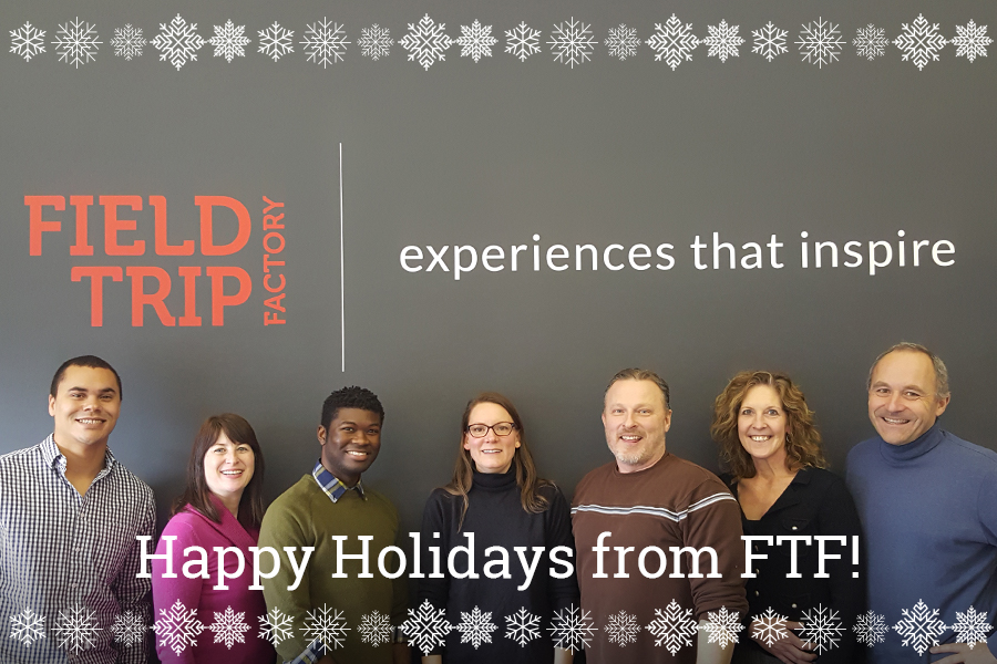 Happy Holidays from FTF!